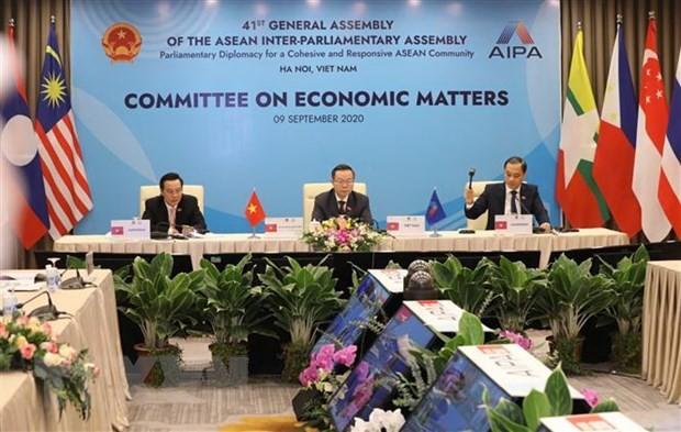 Thúc đẩy gắn kết và phục hồi kinh tế ASEAN sau dịch Covid-19 ảnh 1