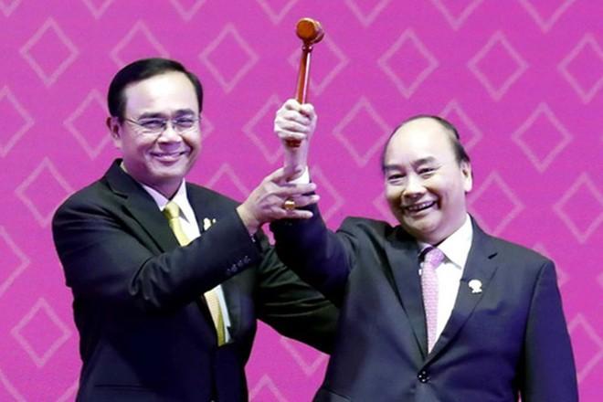 Tâm điểm Hà Nội trong Năm Chủ tịch ASEAN ảnh 1