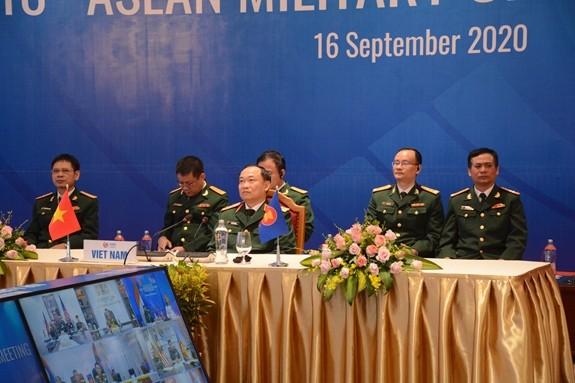 Hợp tác quân sự đảm bảo hòa bình, an ninh vì một ASEAN gắn kết, tự cường, phát triển ảnh 1