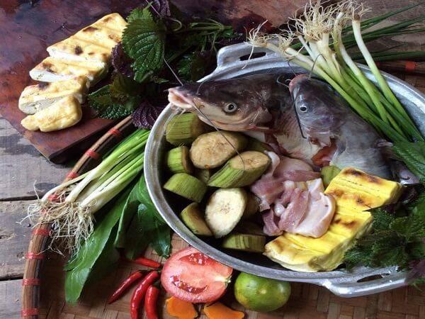 Món ngon với cá ngạnh sông Hồng ảnh 4
