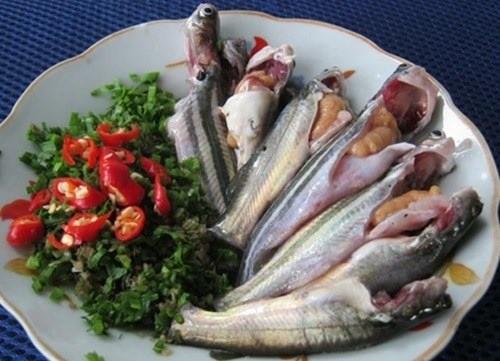 Món ngon với cá ngạnh sông Hồng ảnh 3