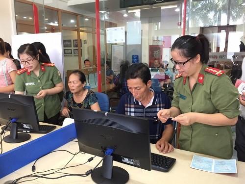 Công an Hà Nội: Đổi mới công tác, tận tụy phục vụ nhân dân ảnh 1