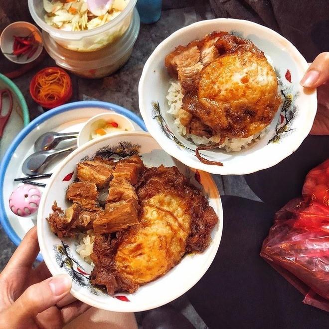 Xôi thịt, chả, trứng cho mùa đông bớt lạnh ảnh 4