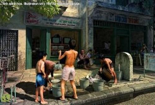 Chuyện vỉa hè ở Hà Nội xưa ảnh 2
