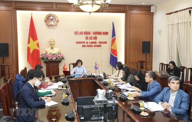 Việt Nam nỗ lực triển khai Tuyên bố ASEAN về phát triển nguồn nhân lực ảnh 1