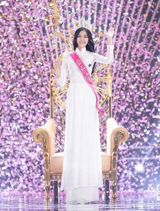Chia sẻ đầu tiên của tân Hoa hậu Việt Nam Đỗ Thị Hà ảnh 2