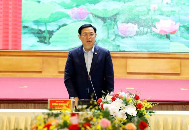 Hà Đông phải phấn đấu trở thành một cực tăng trưởng của Thủ đô ảnh 1