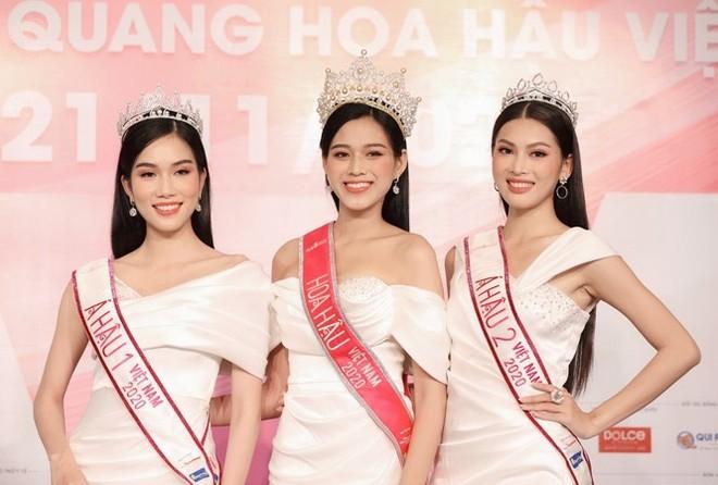 Chia sẻ đầu tiên của tân Hoa hậu Việt Nam Đỗ Thị Hà ảnh 1