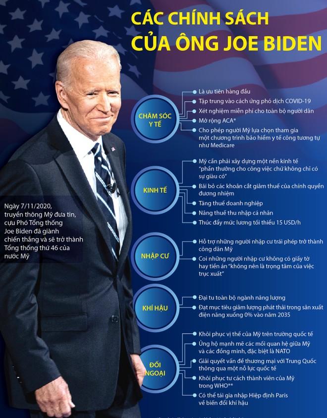 """Những lựa chọn đầu tiên trong nội các của ông Joe Biden với giấc mơ """"chữa lành"""" nước Mỹ ảnh 1"""