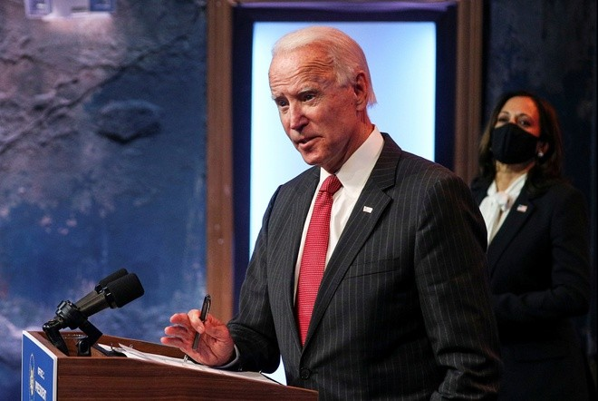 """Những lựa chọn đầu tiên trong nội các của ông Joe Biden với giấc mơ """"chữa lành"""" nước Mỹ ảnh 2"""