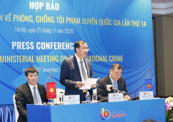 Việt Nam tích cực hợp tác quốc tế về phòng, chống tội phạm xuyên quốc gia ảnh 1