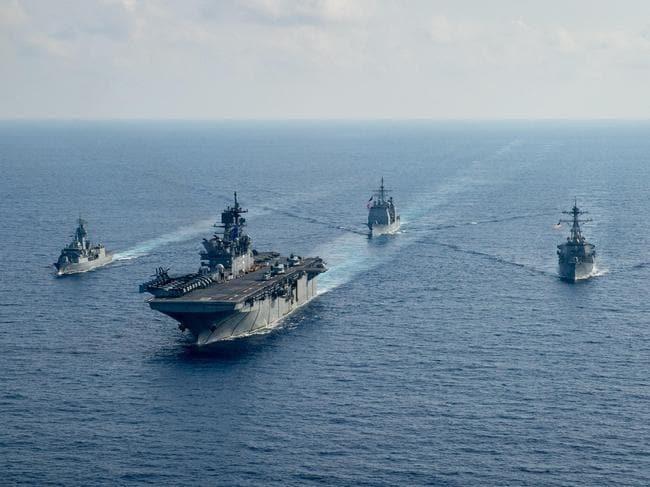Australia, châu Âu quan ngại về hành động đơn phương gây bất ổn ở Biển Đông ảnh 1