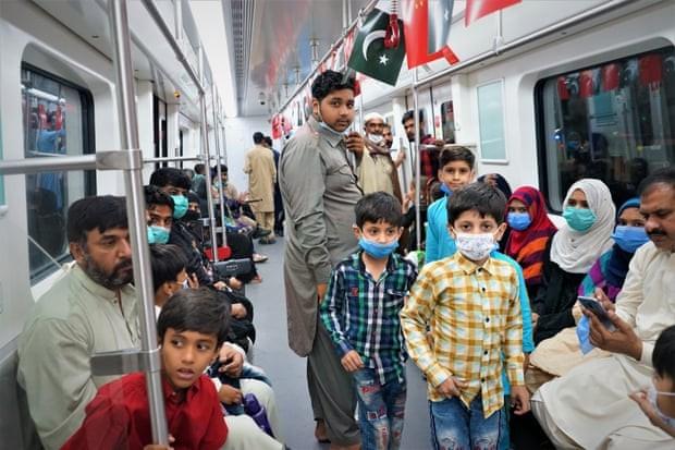 Đằng sau tuyến đường sắt đô thị của Pakistan từ vốn vay Trung Quốc ảnh 2