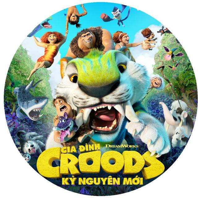 Gia đình Croods - Kỷ nguyên mới: phim hoạt hình vui nhộn cho mọi gia đình ảnh 2