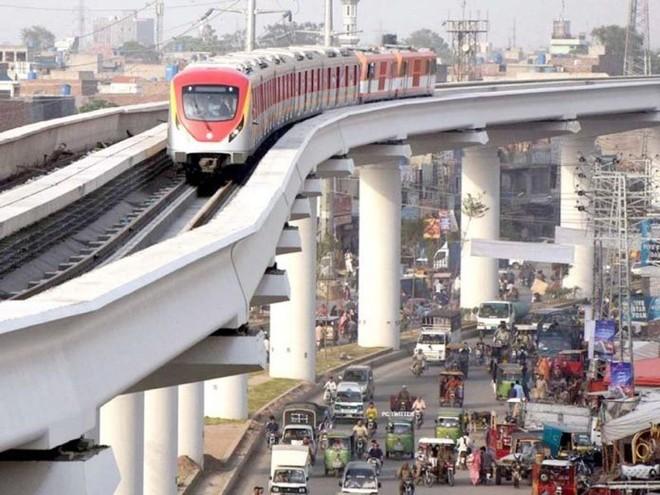 Đằng sau tuyến đường sắt đô thị của Pakistan từ vốn vay Trung Quốc ảnh 1