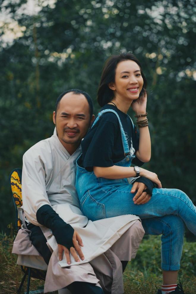 """""""Hoa hậu làng hài"""" Thu Trang: """"Không bao giờ lục ví chồng, vì biết có lục cũng chẳng thấy tiền"""" ảnh 2"""