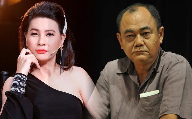 Diễn viên Cát Phượng lên tiếng xin lỗi NSND Việt Anh ảnh 1