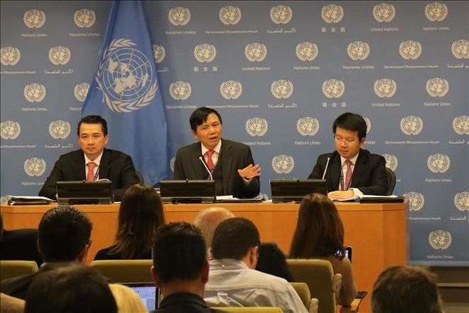 Việt Nam hoàn thành tốt cam kết, trách nhiệm tại Hội đồng Bảo an Liên hợp quốc ảnh 1