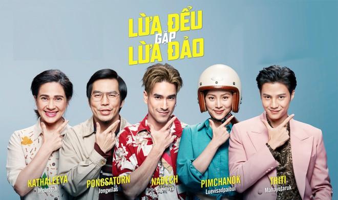 """""""Lừa đểu gặp lừa đảo"""": phim hài xứ Thái ảnh 1"""