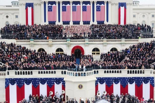 An ninh nước Mỹ 3 ngày trước lễ nhậm chức của tân Tổng thống ảnh 1