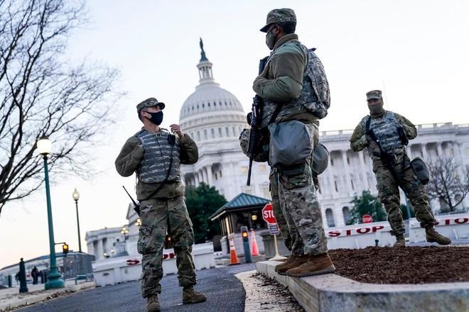 An ninh nước Mỹ 3 ngày trước lễ nhậm chức của tân Tổng thống ảnh 2