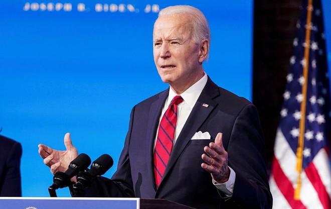 """Không có """"tuần trăng mật"""" cho tân Tổng thống Mỹ Joe Biden ảnh 1"""