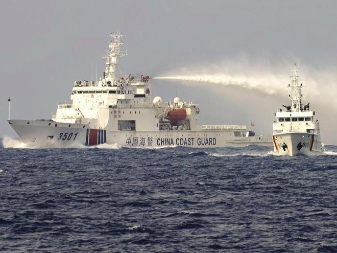 Bước leo thang nguy hiểm tạo nguy cơ xung đột ở Biển Đông ảnh 1