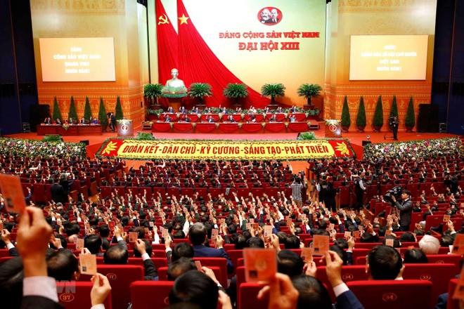 Đại hội của ý Đảng, lòng dân, của niềm tin và sự đổi mới ảnh 1