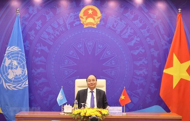 Việt Nam ủng hộ mọi nỗ lực giải quyết các thách thức về biến đổi khí hậu ảnh 1