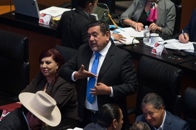 Ứng viên Thống đốc gây chia rẽ trên chính trường Mexico ảnh 1