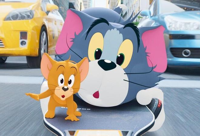 Gặp lại bộ đôi mèo và chuột trong Tom & Jerry: Quậy tung New York ảnh 2