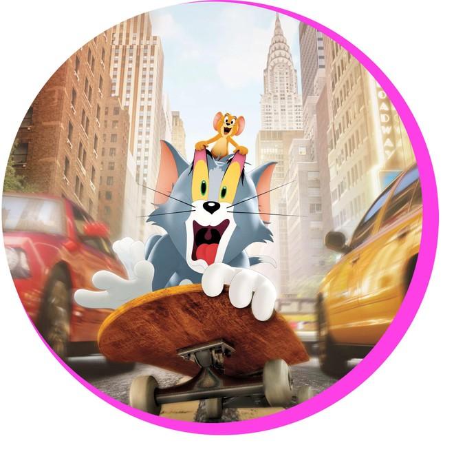 Gặp lại bộ đôi mèo và chuột trong Tom & Jerry: Quậy tung New York ảnh 1