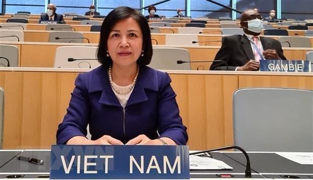 Việt Nam thúc đẩy bảo vệ các quyền con người, nâng cao hiệu quả phòng chống đại dịch Covid-19 ảnh 1