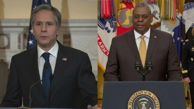 Bộ trưởng Quốc phòng và Ngoại trưởng Mỹ công du châu Á nhằm tăng cường củng cố liên minh ảnh 1