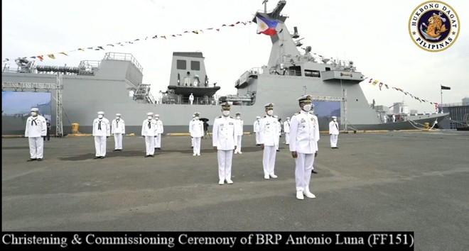 Philippines đưa thêm chiến hạm mới hoạt động ở Biển Đông ảnh 1