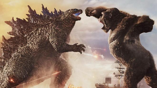 Godzilla đại chiến Kong: Quái thú nào thắng? ảnh 1