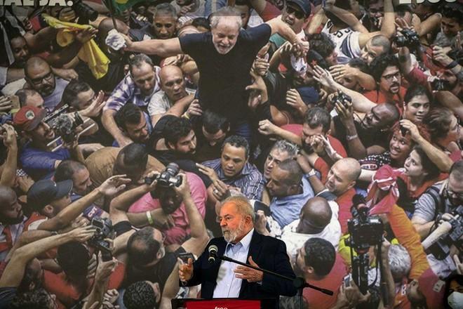 Cựu Tổng thống Brazil Lula da Silva và tham vọng trở lại chính trường ảnh 1