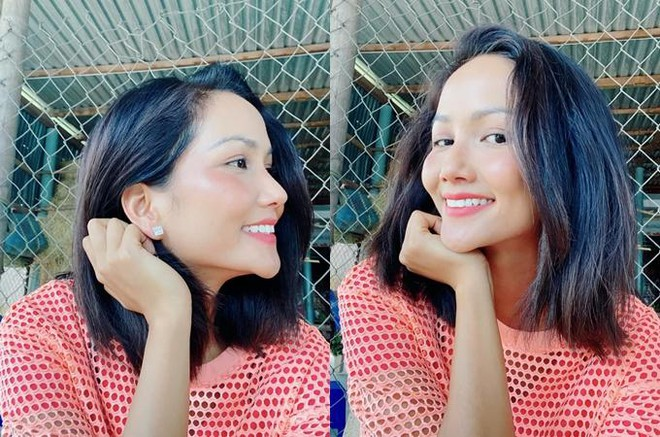 "Hoa hậu H'hen Niê phủ nhận tin đồn ""dao kéo"" ảnh 1"
