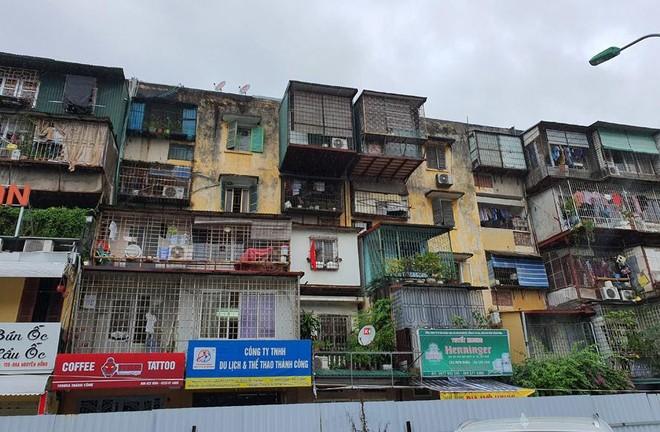 Chung cư xây lại phải giảm mật độ, nhưng được tăng tầng cao ảnh 1