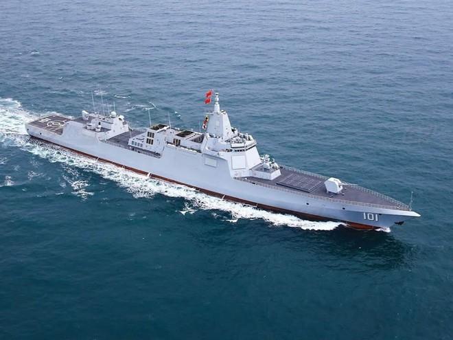 Trung Quốc tăng cường tiềm lực hải quân để thực hiện tham vọng chủ quyền ở Biển Đông ảnh 1