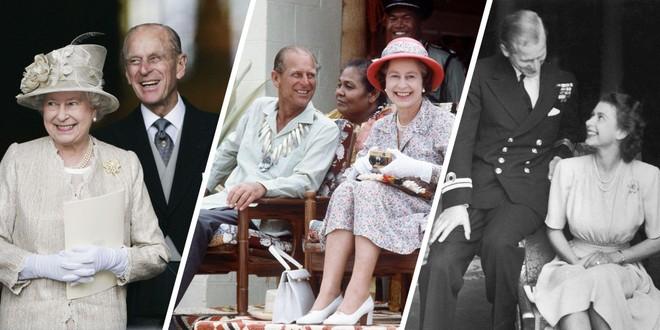 Phu quân của Nữ hoàng Anh: Hoàng thân Philip - người dẫn đường thầm lặng ảnh 1