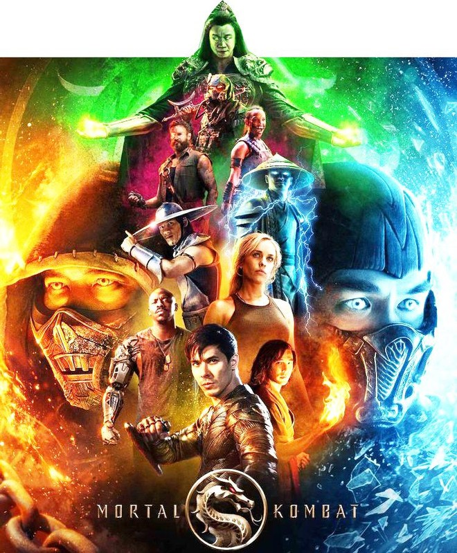 Mortal Kombat: Cuộc chiến sinh tử Địa giới lâm nguy thì ai cứu? ảnh 1