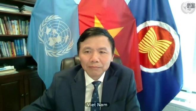 Hoan nghênh vai trò của Phái bộ Hành chính lâm thời của Liên hợp quốc tại Kosovo ảnh 1