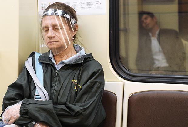 Nhiều người Nga không thể hồi phục sau khi được chữa khỏi Covid-19 nhiều tháng ảnh 1