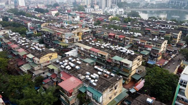 Hiến kế đẩy nhanh tiến độ cải tạo chung cư cũ ở Thủ đô ảnh 1