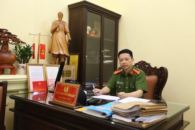 """Đại tá Nguyễn Hồng Ky - Phó Giám đốc CATP Hà Nội: """"Chúng tôi tự hào về những người lính của mình"""" ảnh 1"""