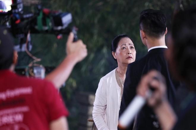 """NSND Như Quỳnh: """"Tuổi này vẫn được đóng phim là một điều hạnh phúc"""" ảnh 2"""