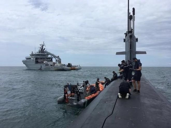 Tàu ngầm Pháp tuần tra bí mật dưới lòng Biển Đông và điều chỉnh chiến lược của các cường quốc ảnh 1