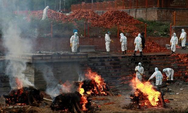 Nepal đứng trước nguy cơ trở thành thảm họa Covid-19 sau Ấn Độ ảnh 1