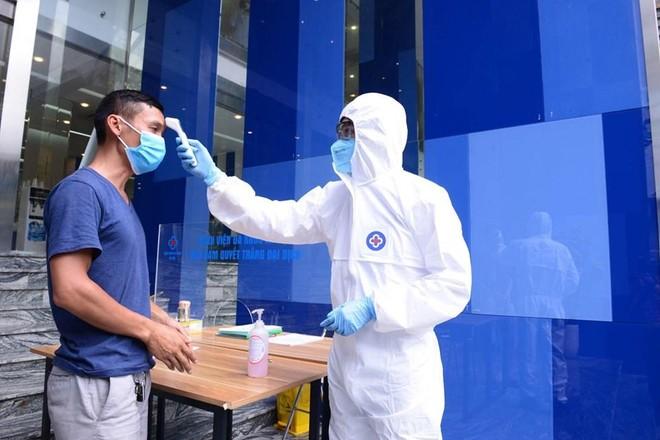 Hà Nội: Chống dịch Covid-19 với quyết tâm cao nhất để bảo vệ sức khỏe nhân dân ảnh 2